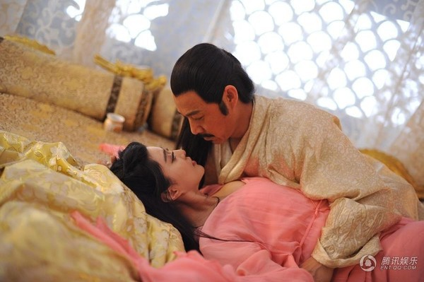 """Chấn động về sự thật cái thai của Mỵ Nương trong """"Võ Tắc Thiên""""  4"""