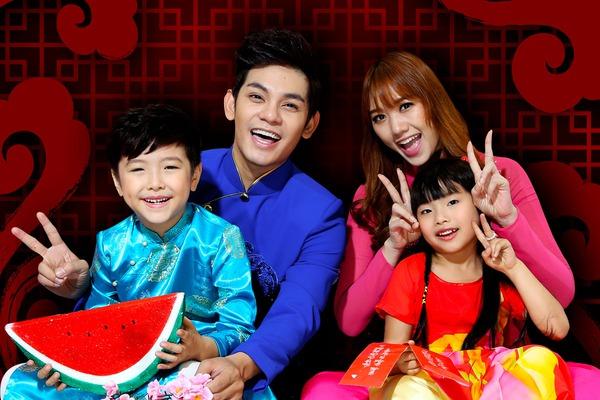Hari Won mặc hanbok đáng yêu bên Sơn Ngọc Minh 5