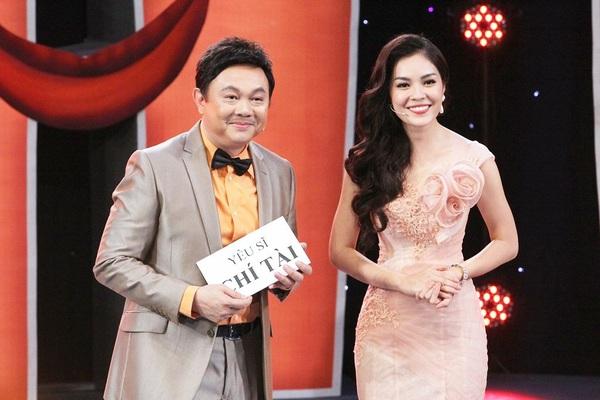 Việt Hương tái ngộ khách mời ấn tượng của