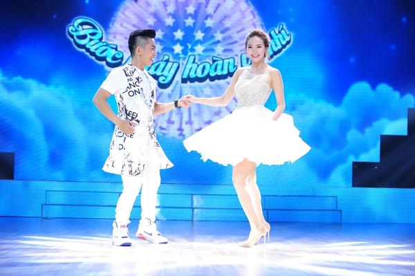 bước nhảy hoàn vũ nhí tập 5