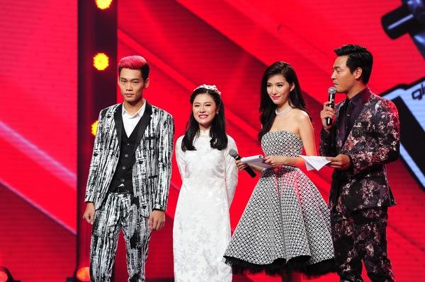 the voice mc mỹ linh 3