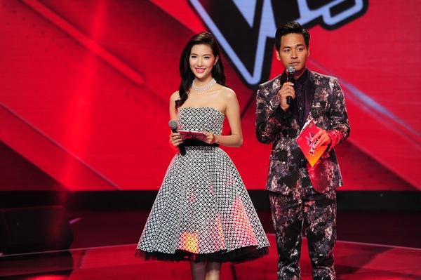 the voice mc mỹ linh 5