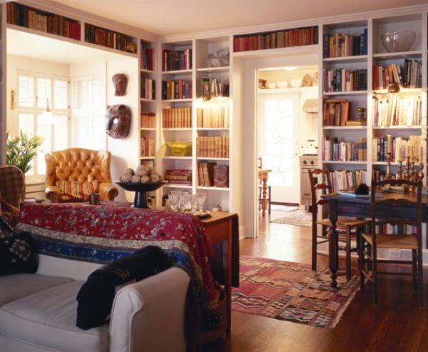 6 giải pháp tận dụng đồ nội thất thành nơi lưu trữ đồ đạc 1