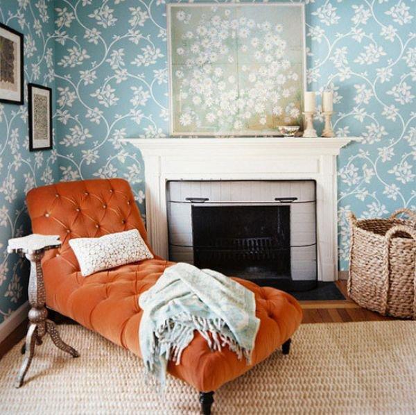 5 gợi ý phối đồ nội thất siêu đẹp với màu xanh lam 2