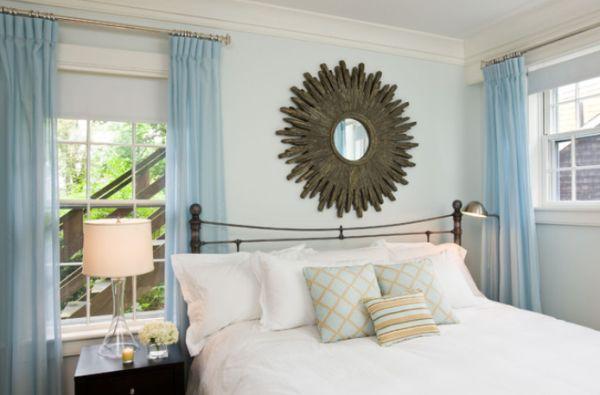 5 gợi ý phối đồ nội thất siêu đẹp với màu xanh lam 5