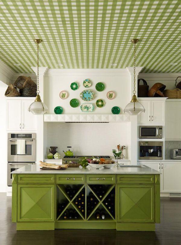 Mang không khí xuân vào nhà với màu xanh ngọc 3