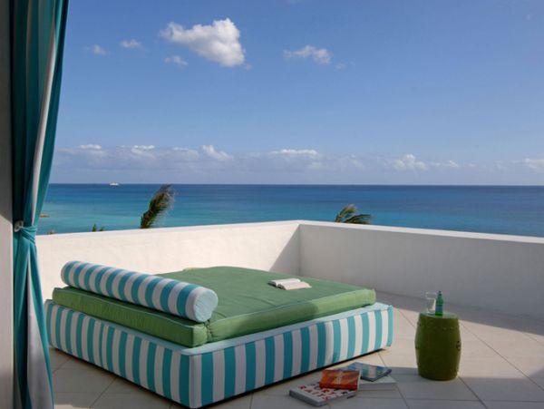 Mang không khí xuân vào nhà với màu xanh ngọc 7