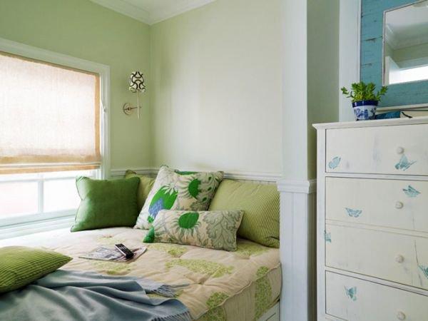 Mang không khí xuân vào nhà với màu xanh ngọc 6