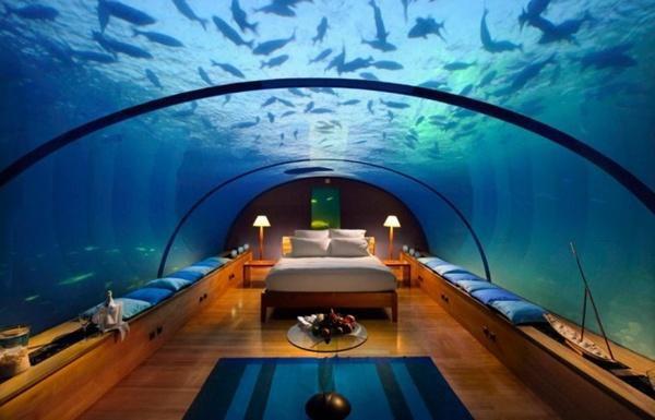 Ngắm những phòng ngủ độc đáo lấy cảm hứng từ đại dương 2