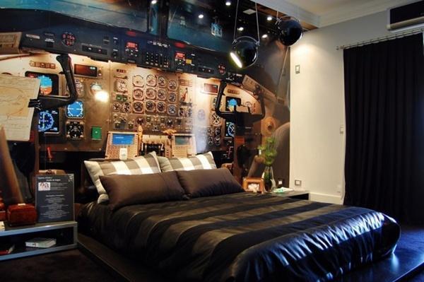 Ngắm những phòng ngủ độc đáo lấy cảm hứng từ đại dương 4