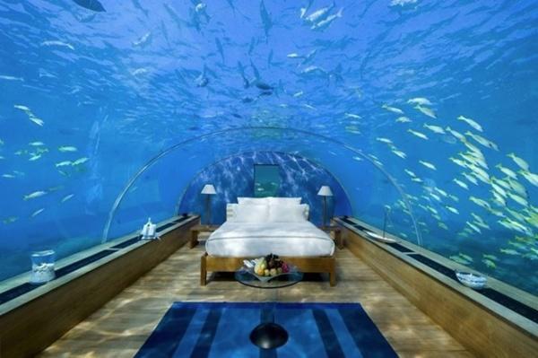 Ngắm những phòng ngủ độc đáo lấy cảm hứng từ đại dương 1