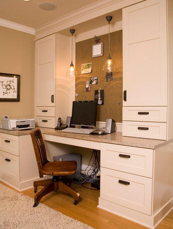 Gợi ý cách bài trí phòng làm việc đẹp và hiệu quả 5