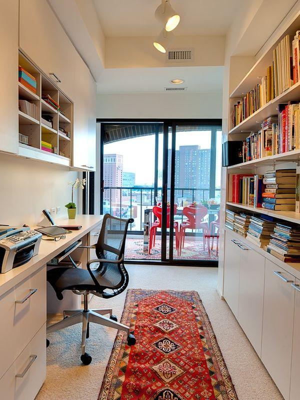 Gợi ý cách bài trí phòng làm việc đẹp và hiệu quả 7