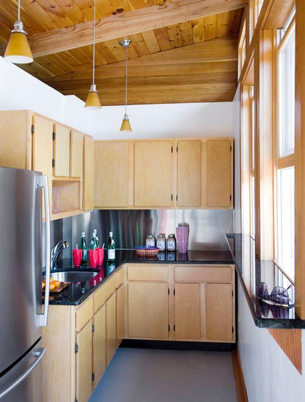 4 giải pháp lưu trữ cho phòng bếp nhỏ 6