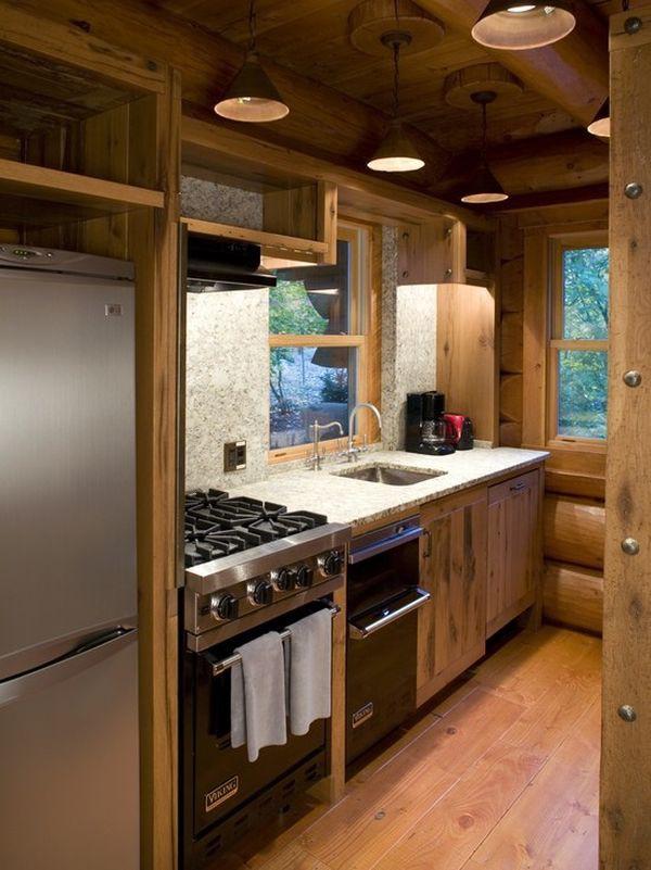 4 giải pháp lưu trữ cho phòng bếp nhỏ 8