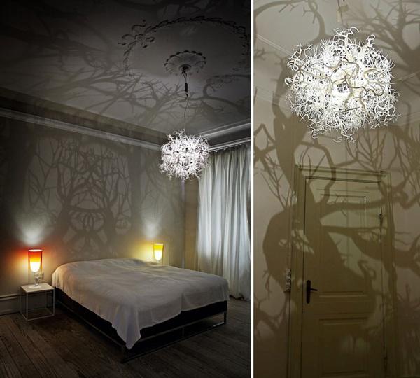 Tô điểm cho ngôi nhà bằng những thiết kế đèn treo cực lạ  10