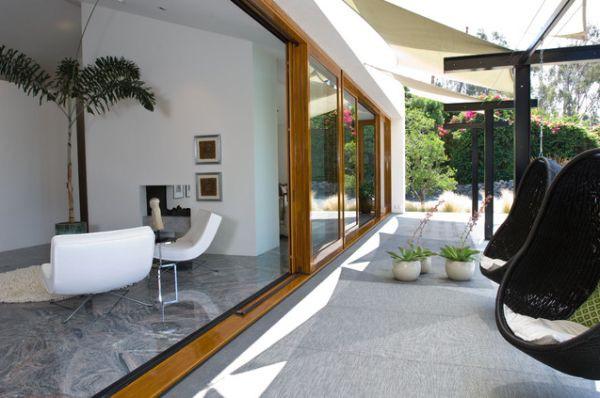 Ghế treo – món nội thất độc đáo giúp nhà thêm xinh 3