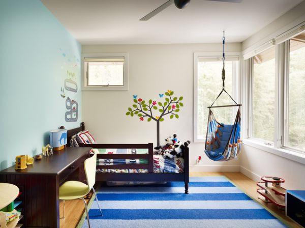 Ghế treo – món nội thất độc đáo giúp nhà thêm xinh 4