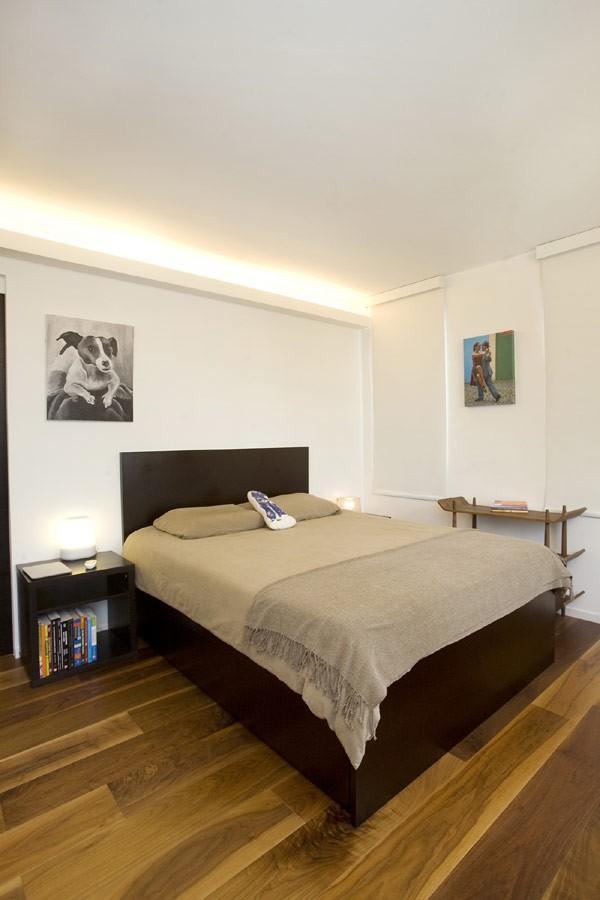 Ngắm căn hộ 48 mét vuông được bố trí nội thất cực thông minh 7