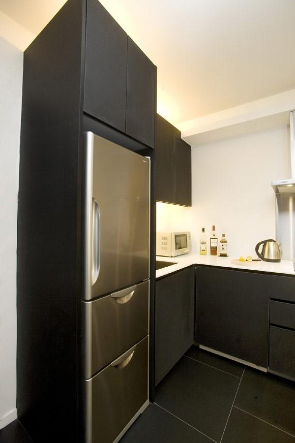 Ngắm căn hộ 48 mét vuông được bố trí nội thất cực thông minh 16