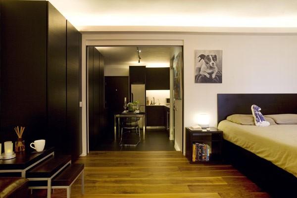 Ngắm căn hộ 48 mét vuông được bố trí nội thất cực thông minh 6