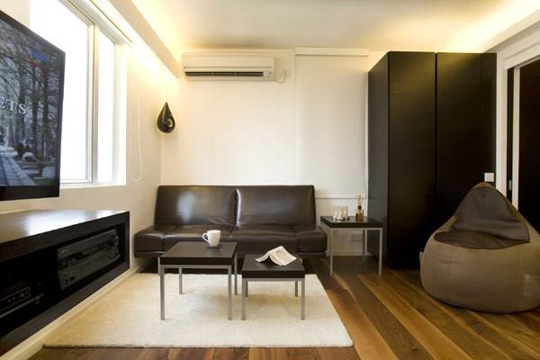 Ngắm căn hộ 48 mét vuông được bố trí nội thất cực thông minh 4