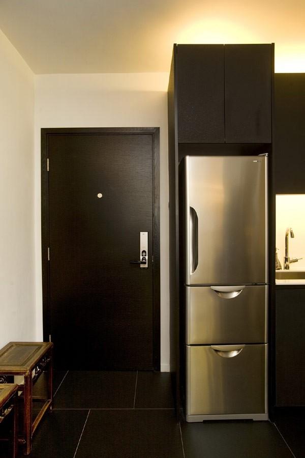 Ngắm căn hộ 48 mét vuông được bố trí nội thất cực thông minh 17