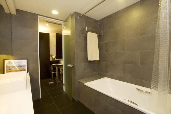 Ngắm căn hộ 48 mét vuông được bố trí nội thất cực thông minh 24