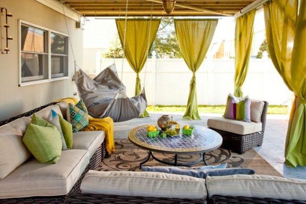 Ghế treo – món nội thất độc đáo giúp nhà thêm xinh 6