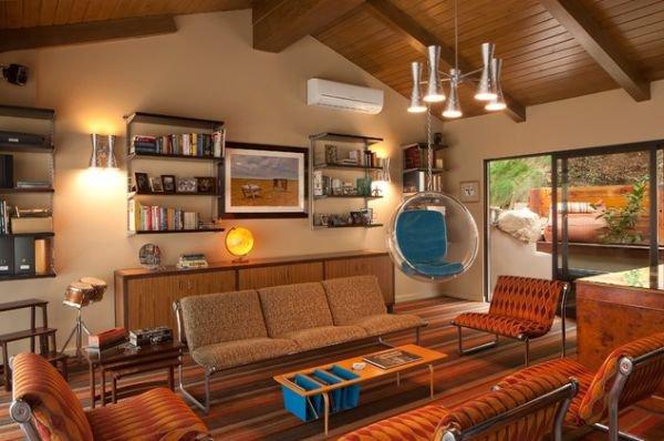 Ghế treo – món nội thất độc đáo giúp nhà thêm xinh 9
