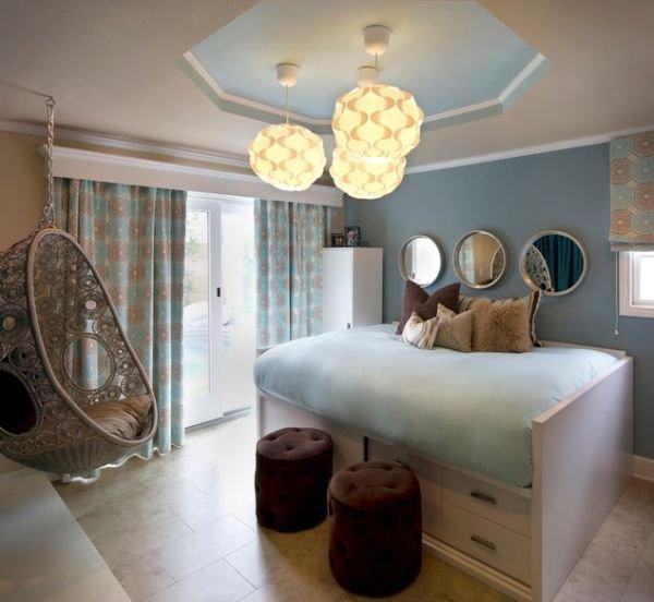 Ghế treo – món nội thất độc đáo giúp nhà thêm xinh 10