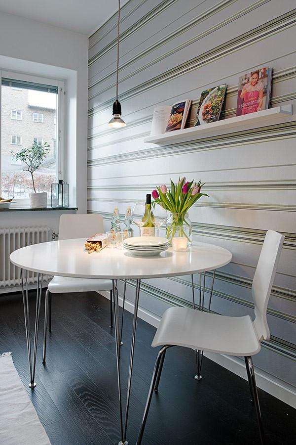 Ngắm căn hộ 37,5 mét vuông được thiết kế năng động, hiện đại 13