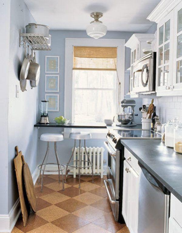 4 giải pháp lưu trữ cho phòng bếp nhỏ 10