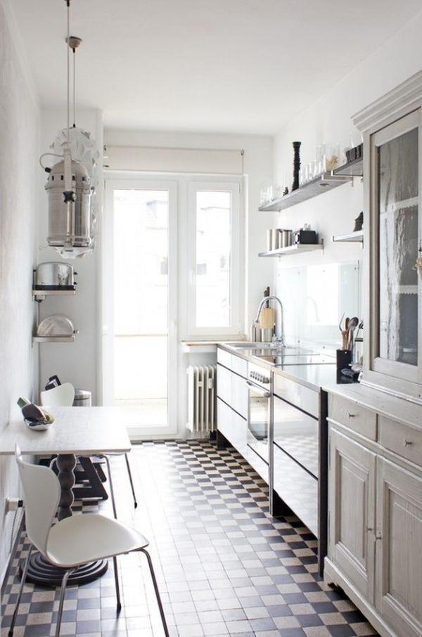 4 giải pháp lưu trữ cho phòng bếp nhỏ 12