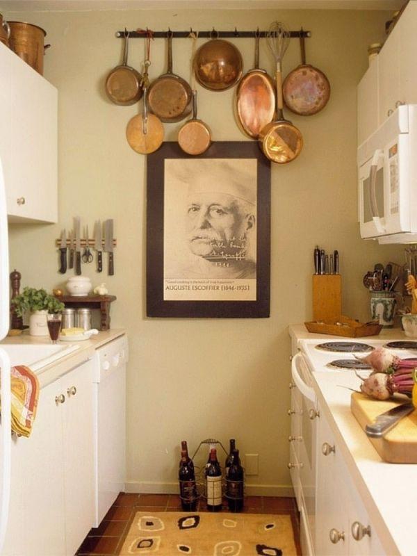 4 giải pháp lưu trữ cho phòng bếp nhỏ 9