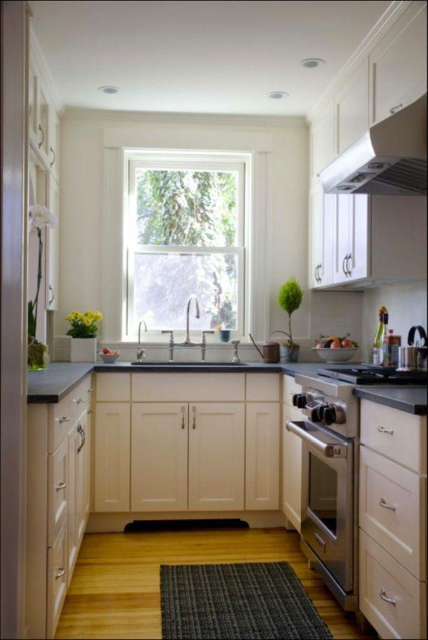 4 giải pháp lưu trữ cho phòng bếp nhỏ 4