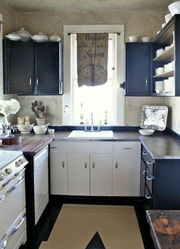 4 giải pháp lưu trữ cho phòng bếp nhỏ 5