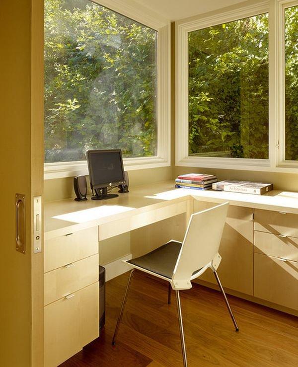 Gợi ý cách bài trí phòng làm việc đẹp và hiệu quả 1