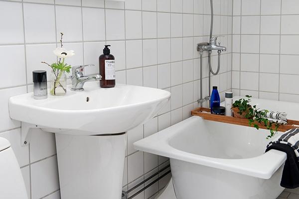Căn hộ 42m² mang phong cách Scandinavia đơn giản nhưng tinh tế 16