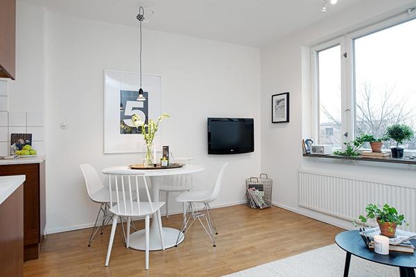 Căn hộ 42m² mang phong cách Scandinavia đơn giản nhưng tinh tế 6