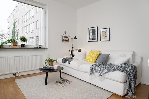Căn hộ 42m² mang phong cách Scandinavia đơn giản nhưng tinh tế 5