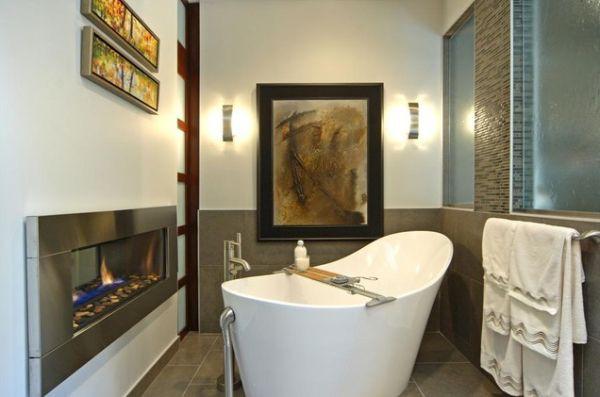 Phòng tắm sáng bừng với 5 mẫu bồn tắm độc đáo 4