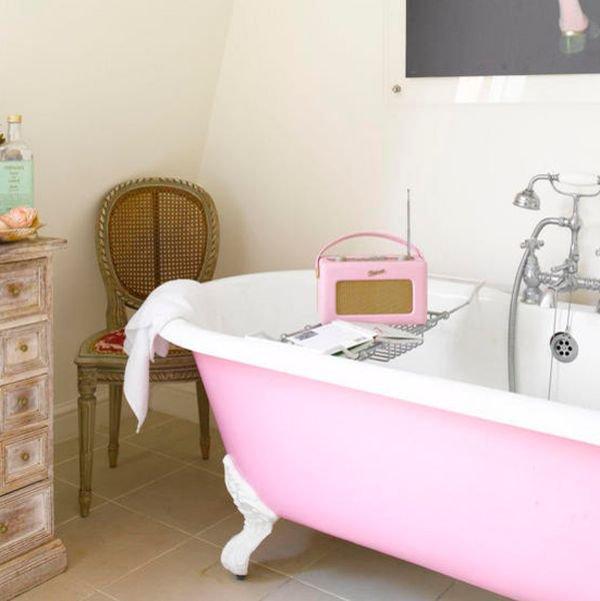 Phòng tắm sáng bừng với 5 mẫu bồn tắm độc đáo 1