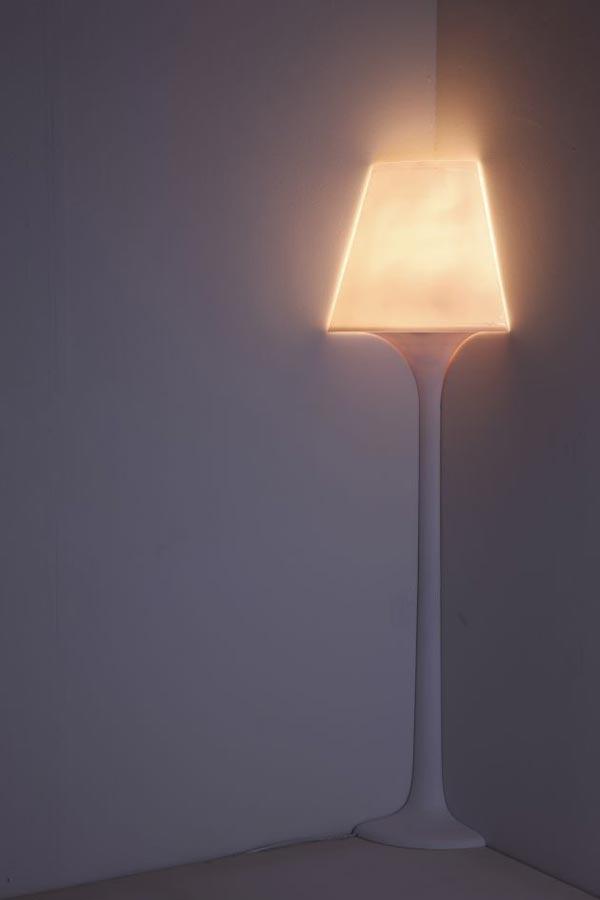 Phòng ngủ lạ mắt với 4 thiết kế đèn không đụng hàng 4