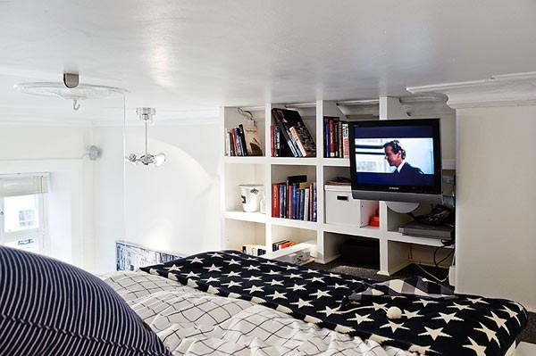 Căn hộ 33m² tiện nghi nhờ bài trí nội thất 7