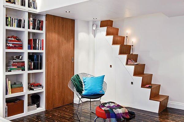 Căn hộ 33m² tiện nghi nhờ bài trí nội thất 4