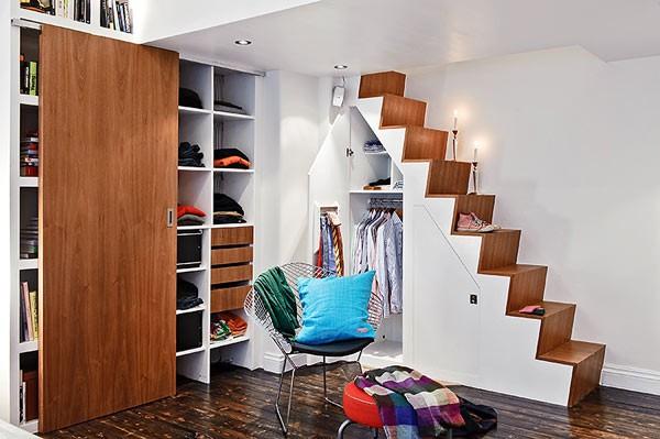 Căn hộ 33m² tiện nghi nhờ bài trí nội thất 5