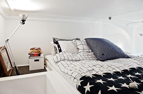 Căn hộ 33m² tiện nghi nhờ bài trí nội thất 6