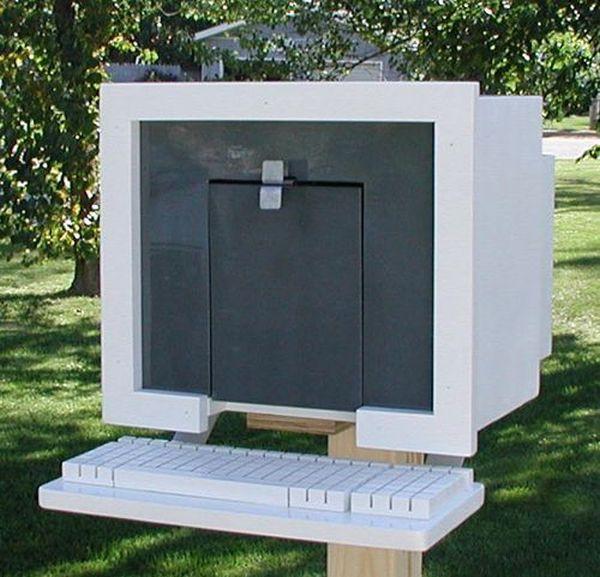 """Nhà """"bắt mắt"""" với những thiết kế hộp thư siêu độc đáo 4"""