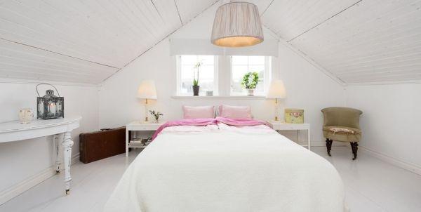 Ngắm ngôi nhà lãng mạn với tông màu trắng - xanh 11